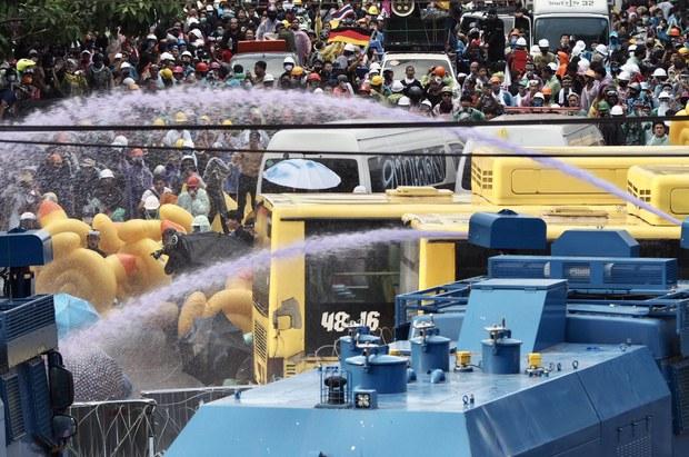 ฮิวแมนไรท์วอทช์ ชี้สถานการณ์สิทธิมนุษยชนไทยยังวิกฤติ